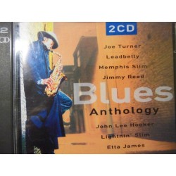 Blues Anthology - Various Arts. 2xCD