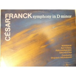 "César Franck ""Symphony In D Minor"" LP"