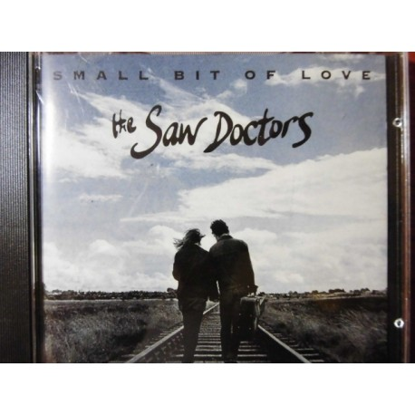 """The Saw Doctors """"Small Bit Of Love"""" CD EP"""