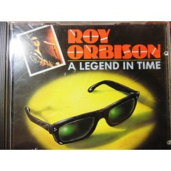 "Roy Orbison ""A Legend In Time"" CD"