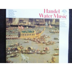 "Handel ""Water Music"" LP"