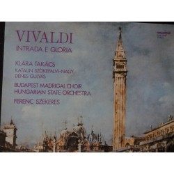 "Vivaldi ""Intrada E Gloria"" LP"