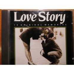 "Love Story ""14 Original Memories"" CD"