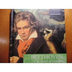 "Beethoven ""The Spirit Of Freedom"" CD+książka"