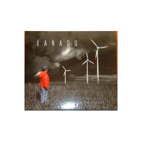 "Xanadu ""Follow The Instinct"" CD Dig."