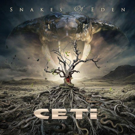 "Ceti ""Snakes Of Eden"" LP"