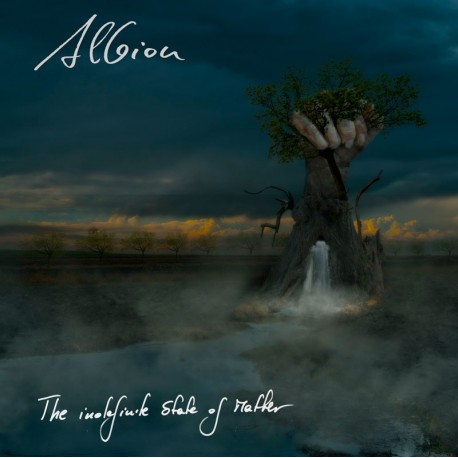 "Albion ""The Indefinite State Of Matter"" CD"