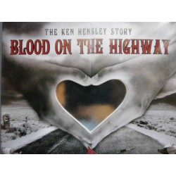"Ken Hensley ‎""Blood On The Highway"" CD, Dig."