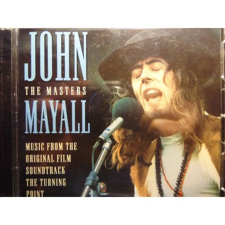"John Mayall ""The Masters"" CD"