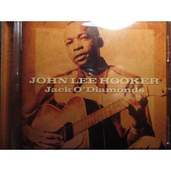 "John Lee Hooker ""Jack O'Diamonds"" CD"