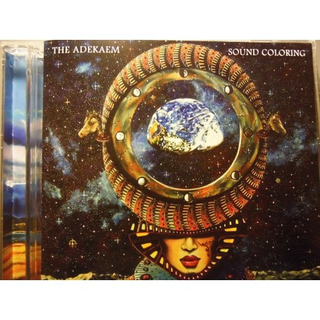 "The Adekaem ""Sound Coloring"" CD"