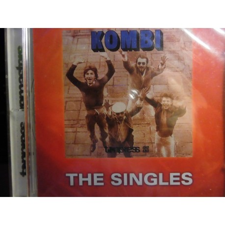"Kombi ""The Singles"" CD"