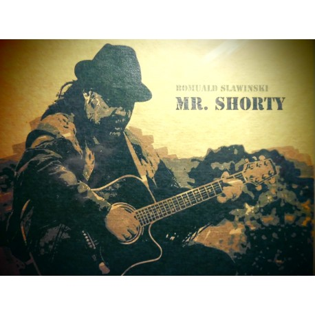 "Romuald Slawiński ""Mr. Shorty"" CD, Dig."