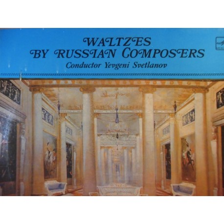 Waltzes By Russian Composers LP