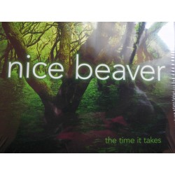 "Nice Beaver ‎""The Time It Takes"" CD"