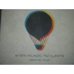 "North Atlantic Oscillation ""Grappling Hooks"" CD"