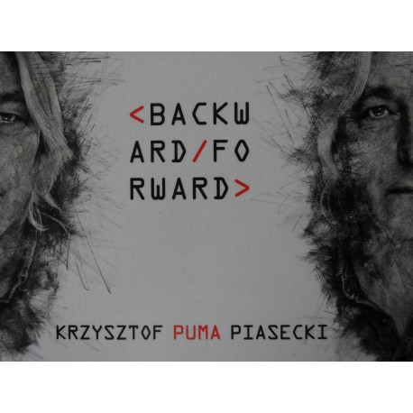 "Krzysztof Puma Piasecki ""Backword Forward"" CD, Dig."