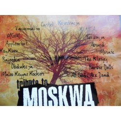 "Various ""Tribute To Moskwa"" CD, Dig."