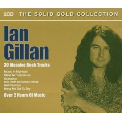 "Ian Gillan ""The Solid Gold Collection"" 2XCD BOX"