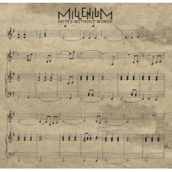 "Millenium ""Notes Without Words"" CD Dig."