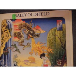 Sally Oldfield ‎– Playing In The Flame LP