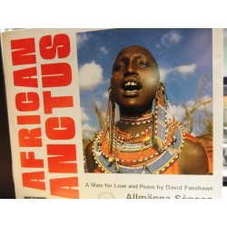 David Fanshawe ‎– African Sanctus CD