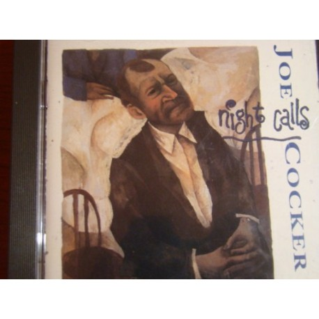 "Joe Cocker ""Night Calls"" CD"