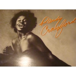 "Randy Crawford ""Now We May Begin"" LP"
