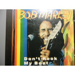 "Bob Marley ‎""Don't Rock My Boat"" CD"