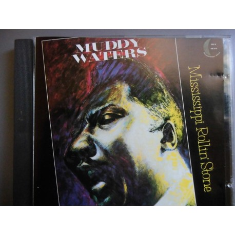 "Muddy Waters ‎""Mississippi Rollin ' Stone"" CD"