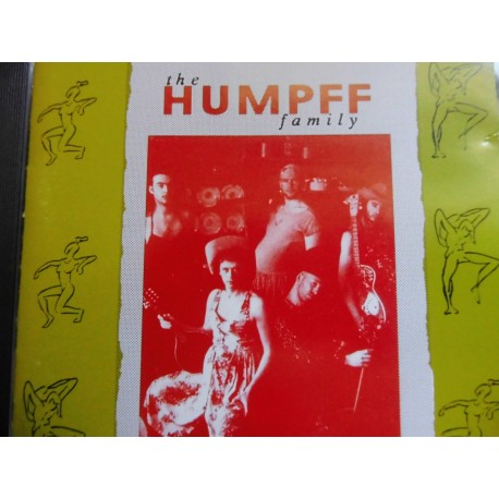 """The Humpff Family """"Mothers"""" CD"""
