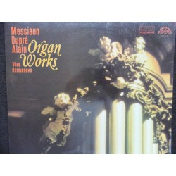 "Messiaen, Dupré, Alain ""Organ Works"" LP"