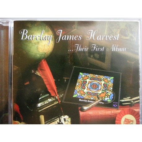 Barclay James Harvest - Their First Album CD