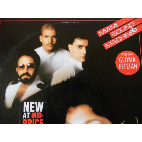 Miami Sound Machine – Eyes Of Innocence LP