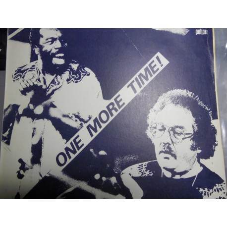 Thad Jones & Mel Lewis ‎– One More Time! LP