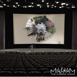 "Millenium ""The Cinema Show"" 2XCD"
