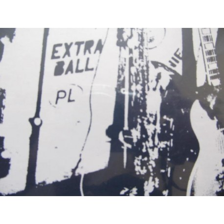 "Extra Ball ‎""Aquarium Live No. 3"" CD, Dig."