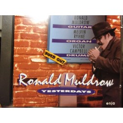 "Ronald Muldrow ‎""Yesterdays"" CD"