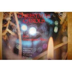 """The Choir Of Westminster Abbey """"Christmas Carols From Westminster Abbey"""" LP"""