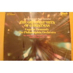 """The Philadelphia Orchestra """"The Greatest Hits Of Christmas"""" LP"""