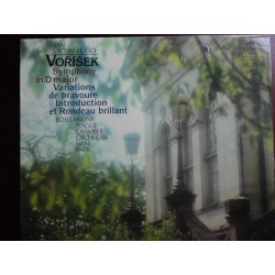 "Jan Vaclav Hugo Vorisek ""Symphony In D Major"" LP"