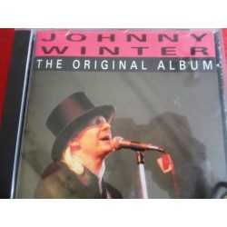 "Johnny Winter ""Original Album"" CD"