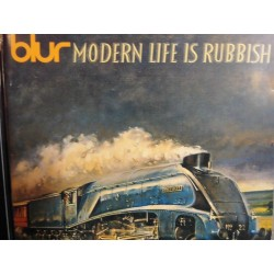 "Blur ""Modern Life Is Rubbish"" CD"