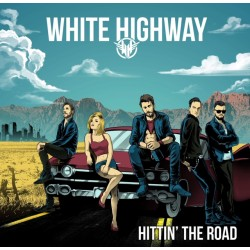 "White Highway ‎""Hittin' The White Highway ‎"" CD"