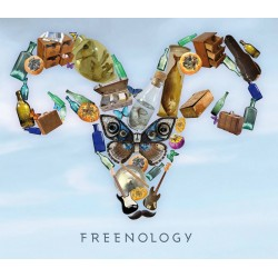 "Freenology ""Freenology"" CD"