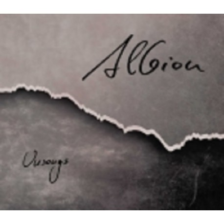 """Albion """"Unsongs"""" CD"""
