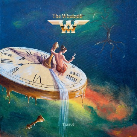 "The Windmill ""Tribus"" CD, Dig."