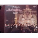 "J.S. Bach ‎""Violin Concertos Nos. 1 And 2 / Concerto For 2 Violins And Strings"" LP"