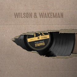 "Damian Wilson & Adam Wakeman ‎""Stripped"" CD"