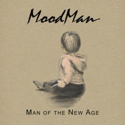 "MoodMan ""Man Of the New"" CD, Dig."